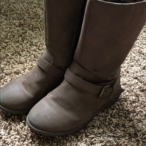 *5 for $20* Brown Girls Boots